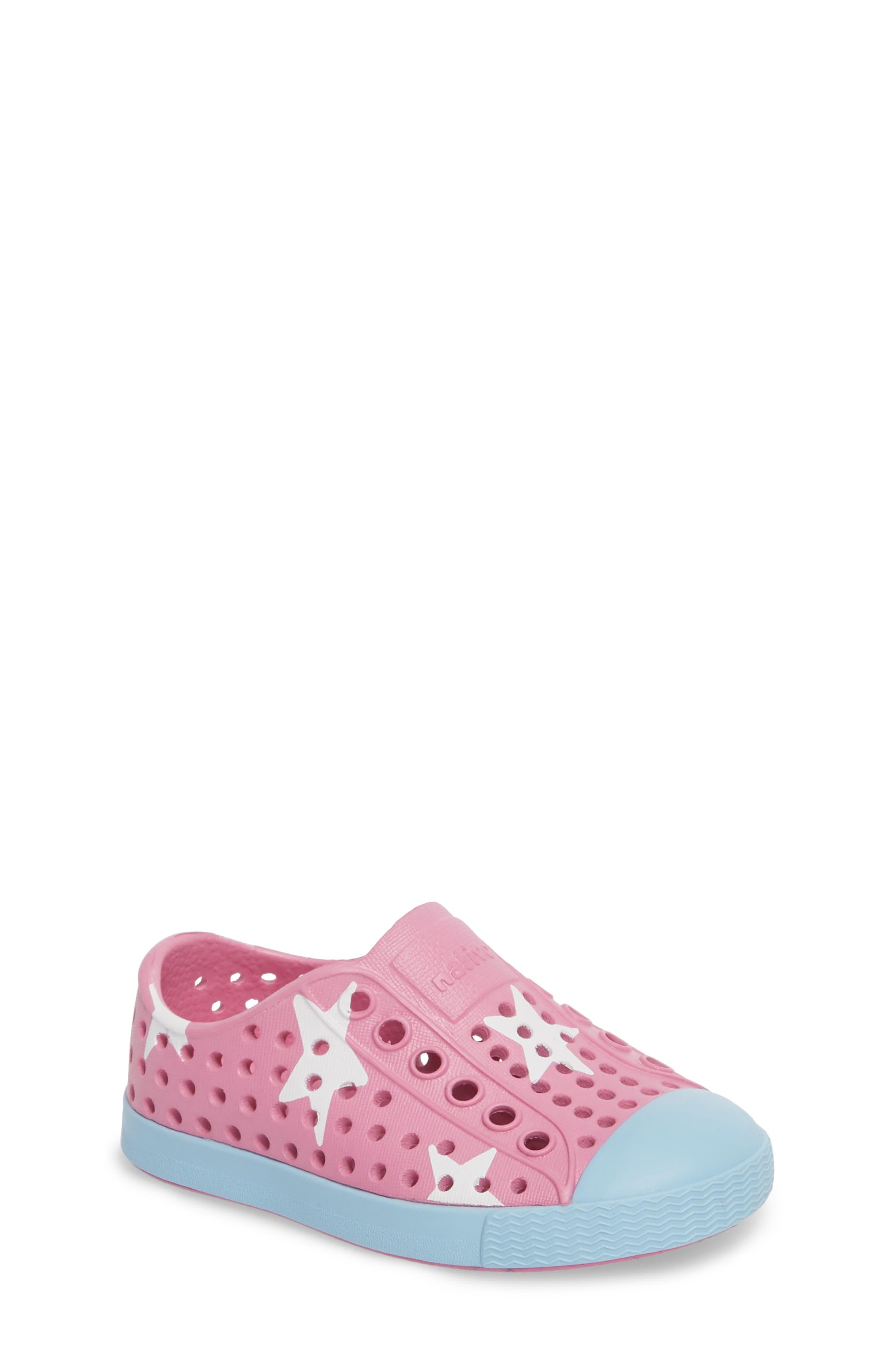 Native Shoes Jefferson Quartz Slip-On Sneaker (Baby, Walker, Toddler &  Little