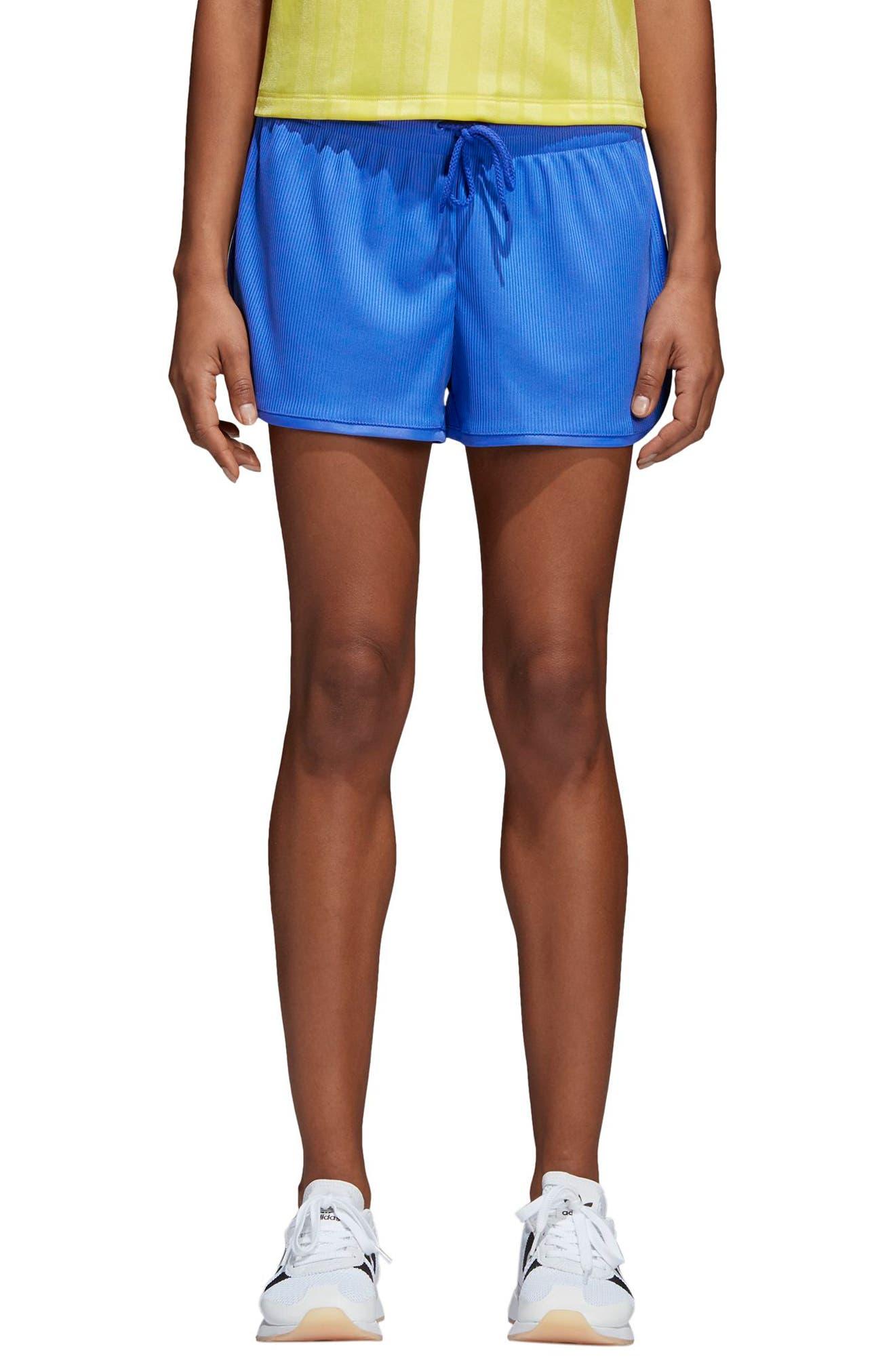 Originals Fashion League Shorts,                         Main,                         color, Hi-Res Blue