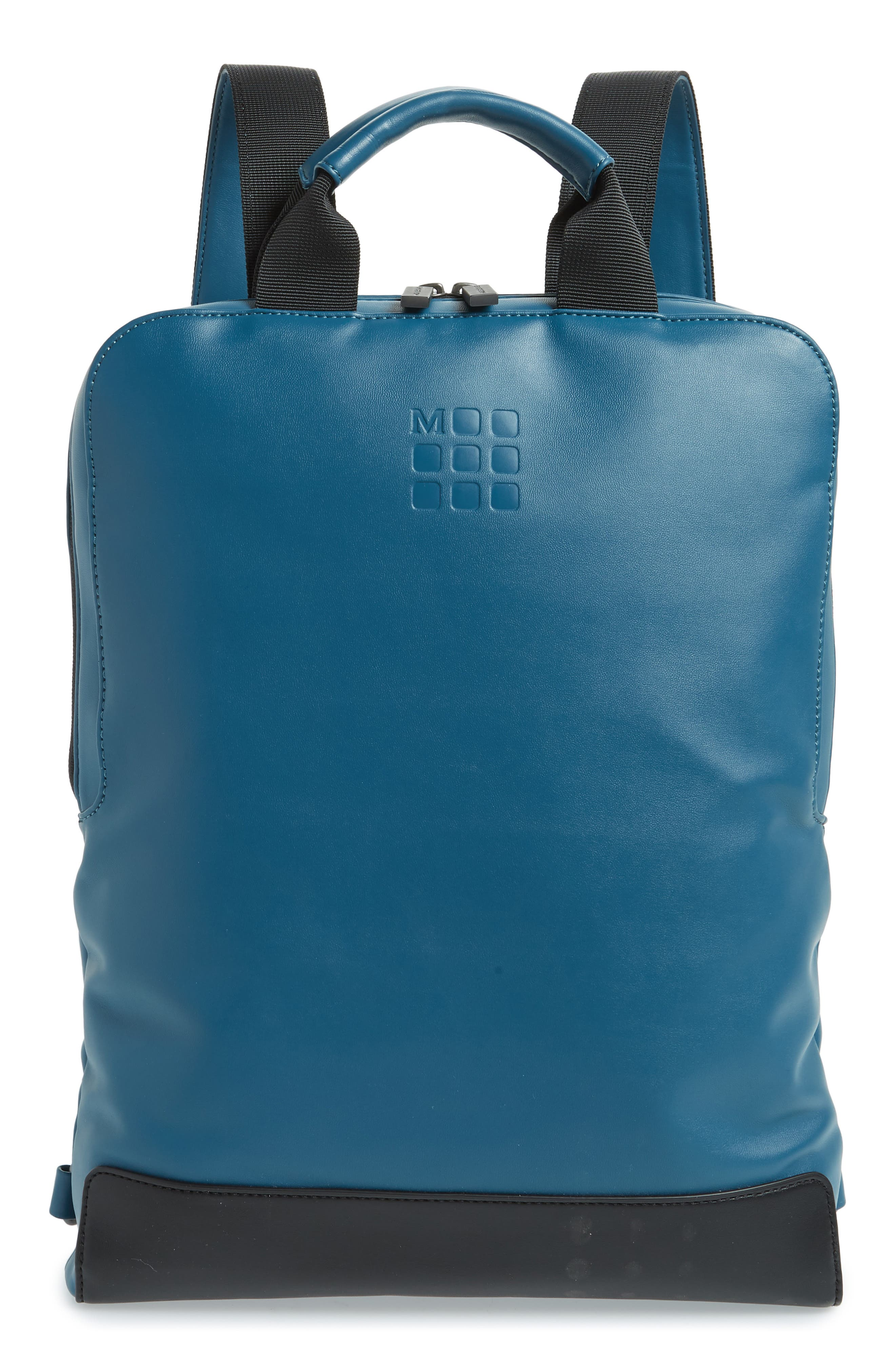 ID Vertical Device Bag,                             Main thumbnail 1, color,                             Steel Blue