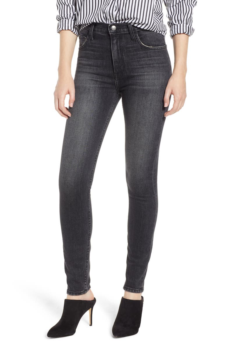 The Stovepipe Straight Leg Jeans