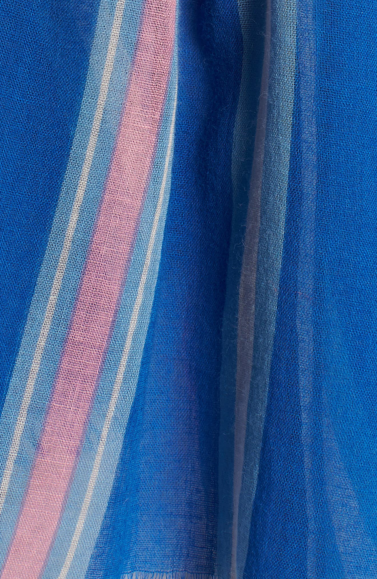 Stripe Sarong,                             Alternate thumbnail 5, color,                             Blue/Pink/Red