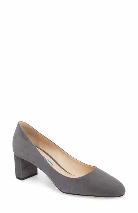 fcf9869d9d1 Grey Designer Pumps for Women