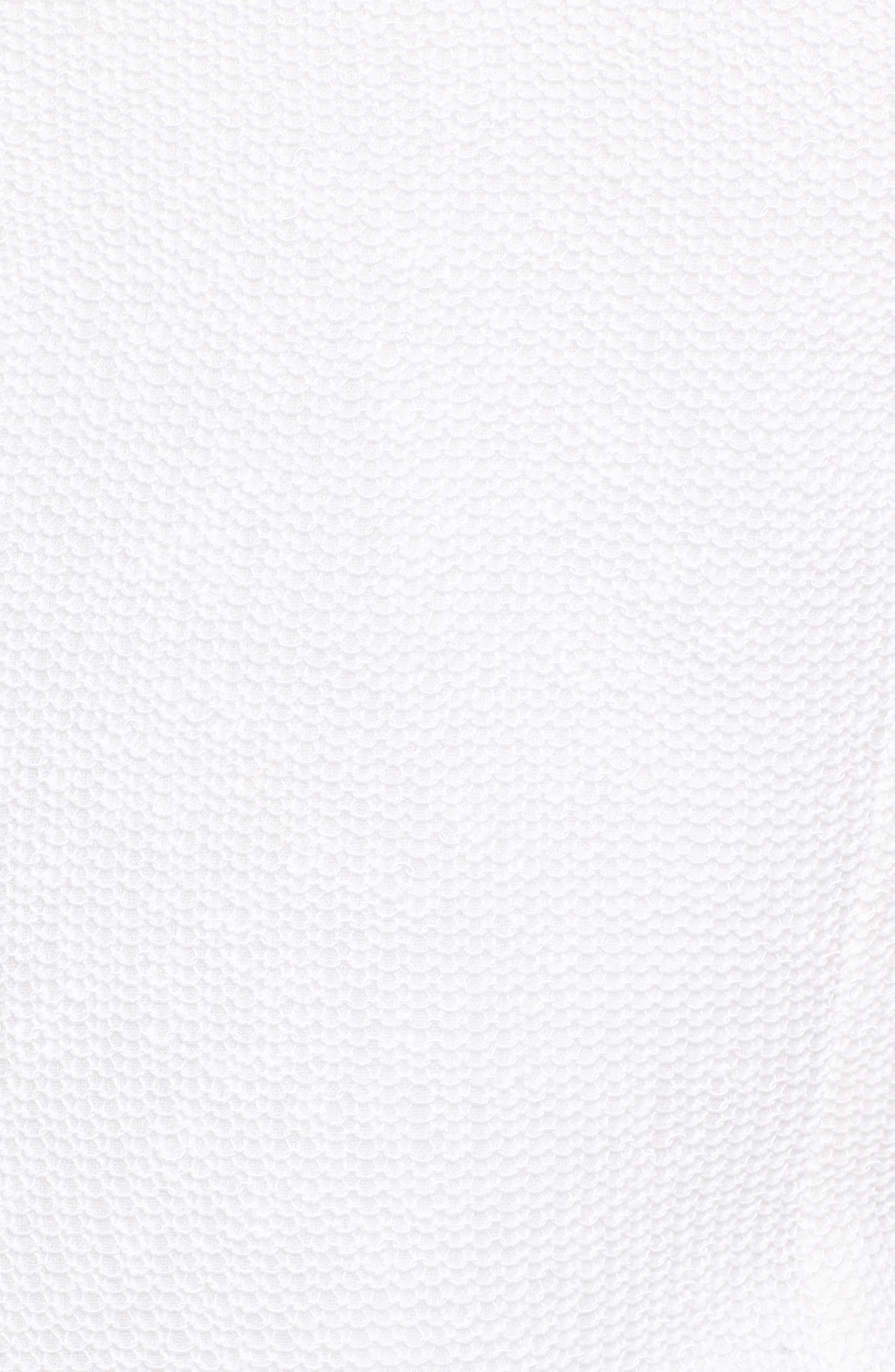 Summer Nights Jacket,                             Alternate thumbnail 4, color,                             Paper White