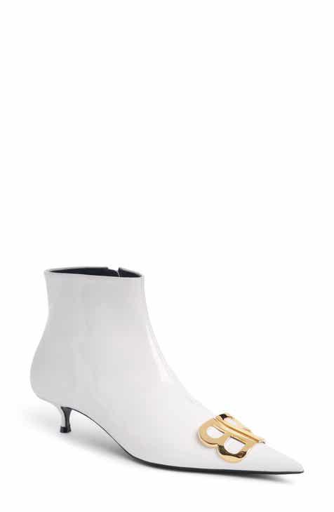 f656cfe769d Balenciaga BB Pointy Toe Bootie (Women)