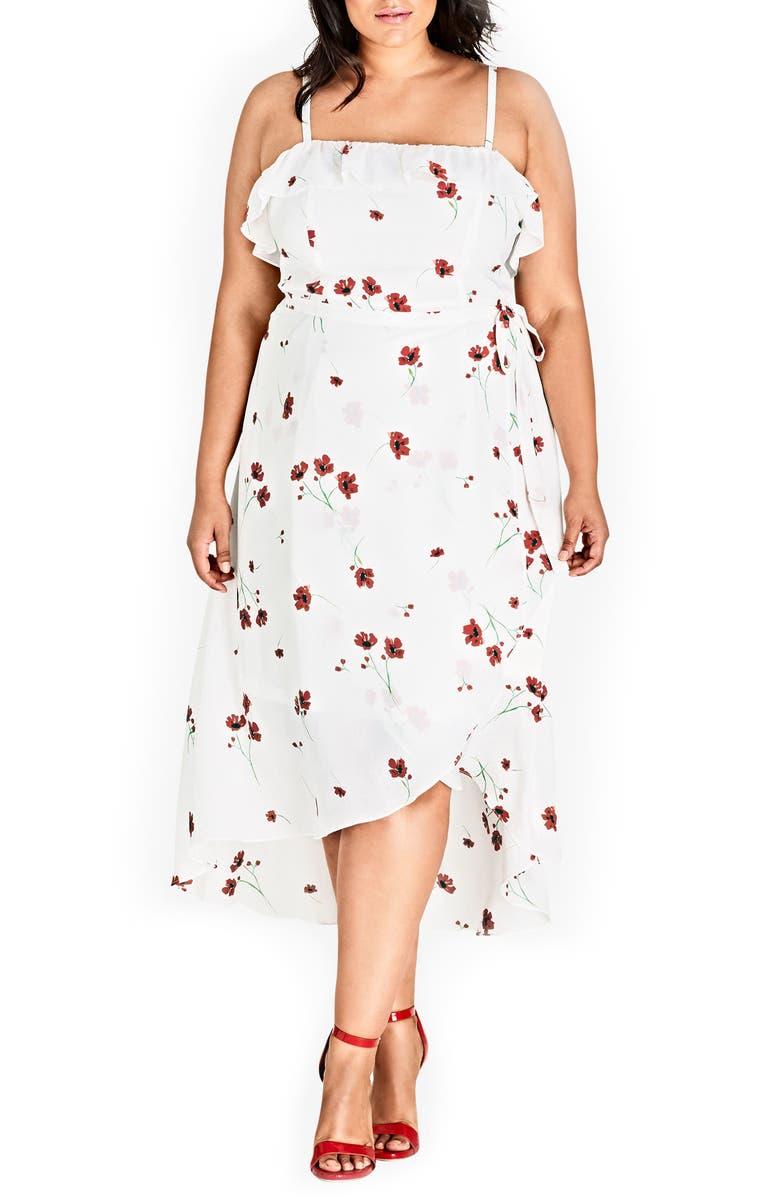 Miss Poppy Midi Dress