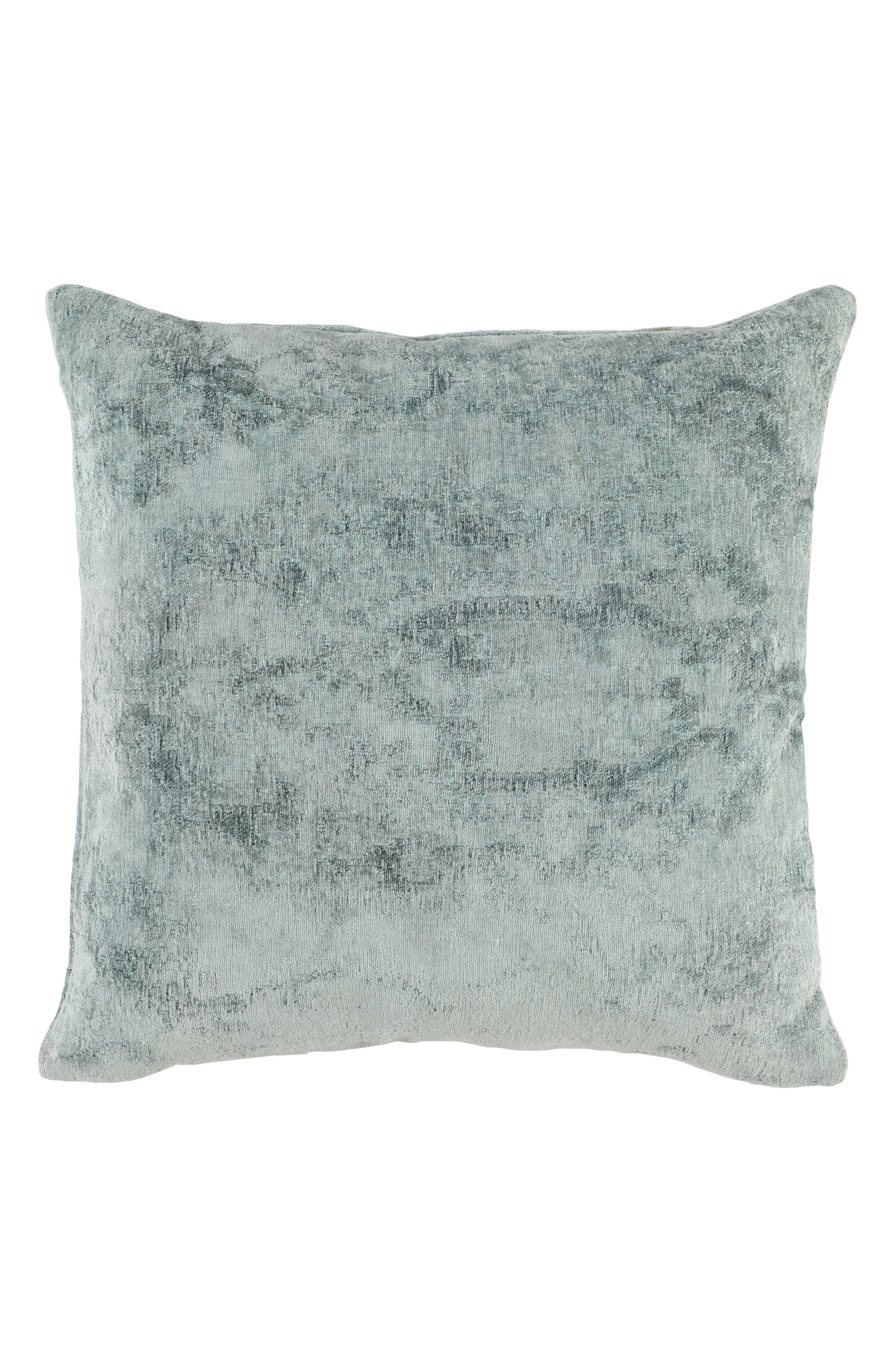 Oliver Accent Pillow,                             Main thumbnail 1, color,                             Sage
