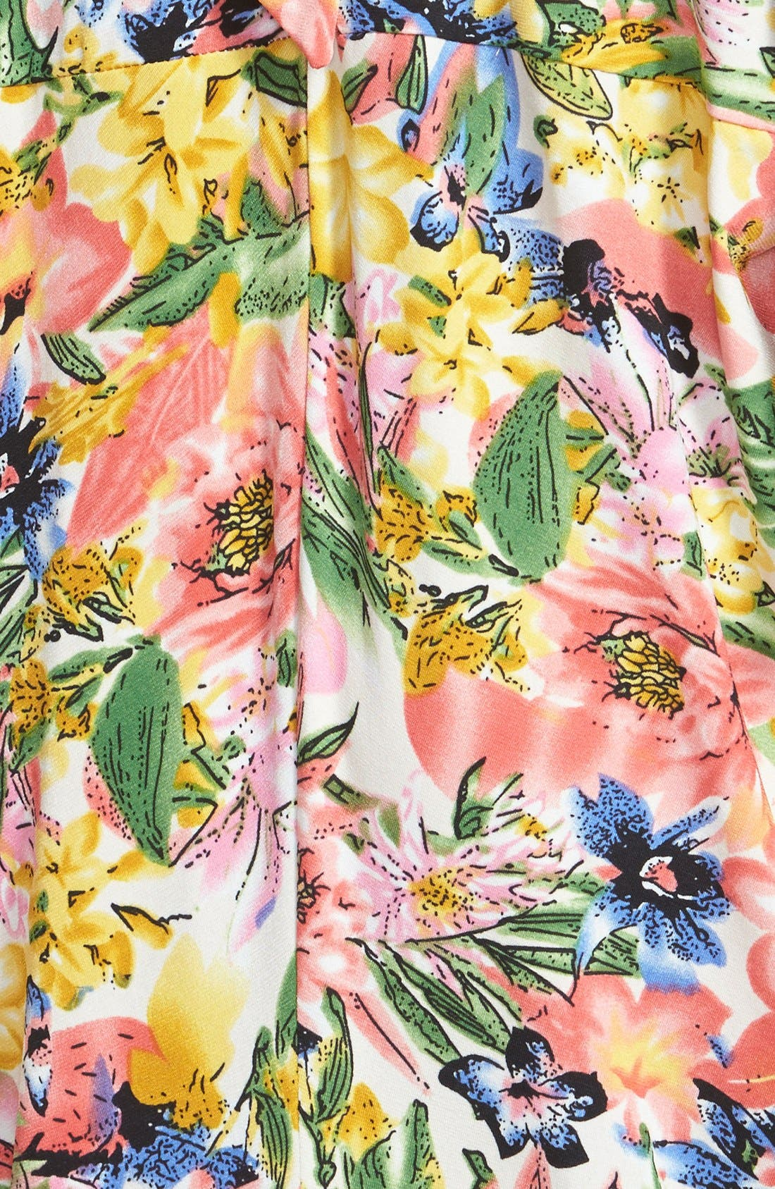 Alternate Image 3  - Filtre Print Kimono Maxi Dress