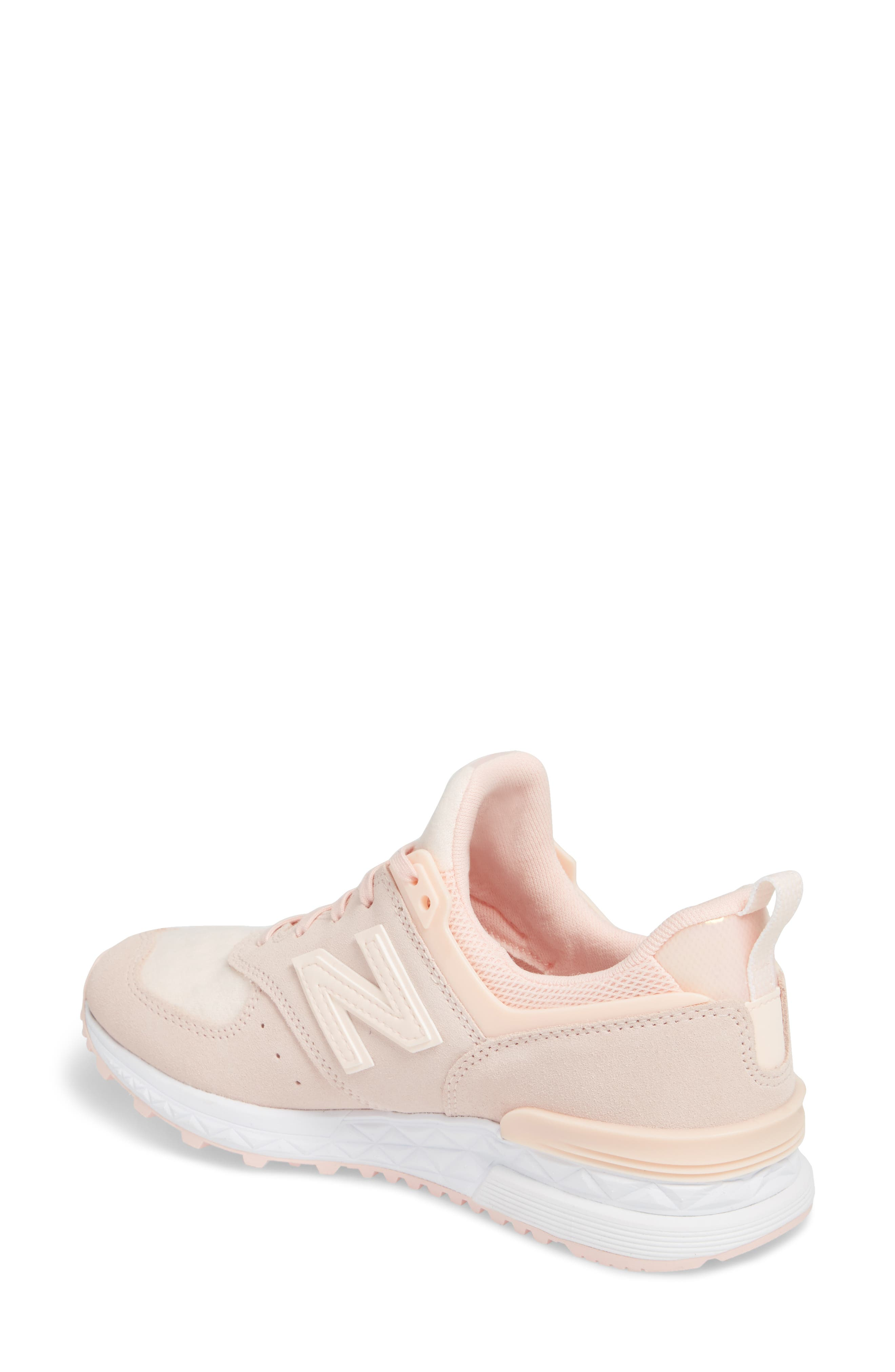 '574' Sneaker,                             Alternate thumbnail 2, color,                             Sunrise Glow