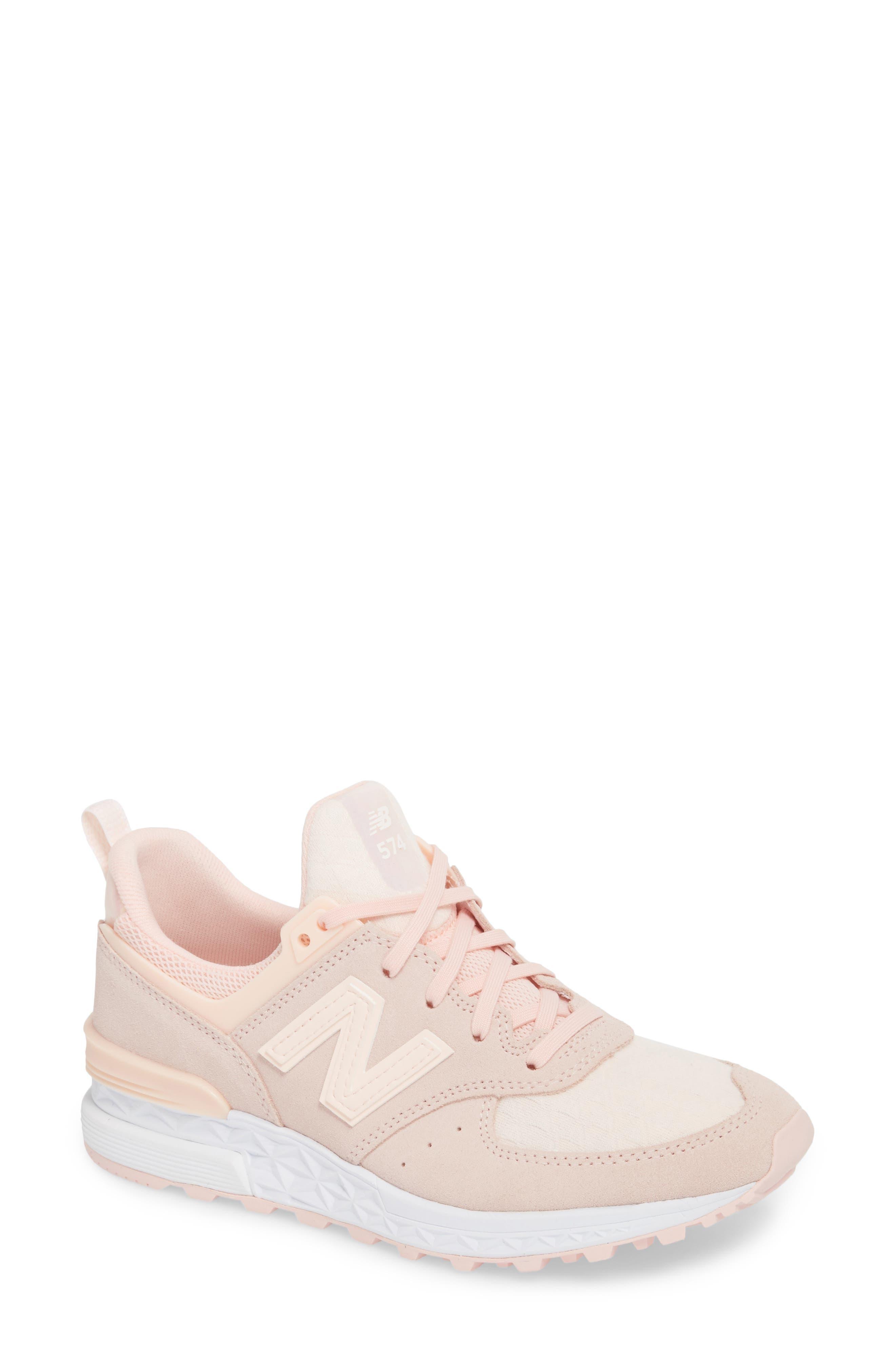 '574' Sneaker,                             Main thumbnail 1, color,                             Sunrise Glow