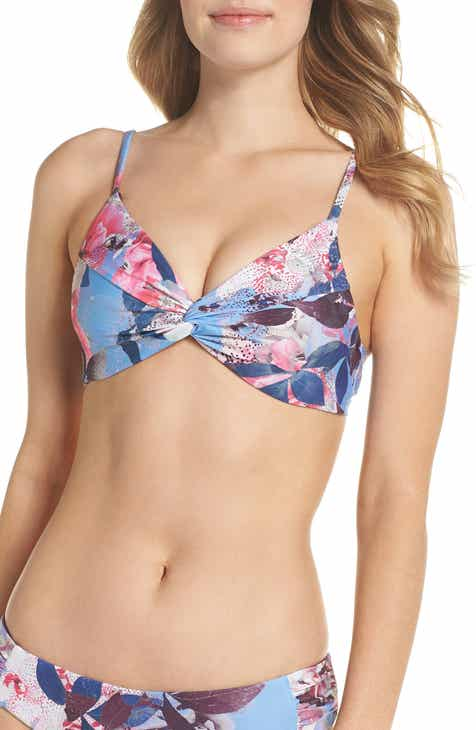 Becca Orchid Bloom Bikini Top