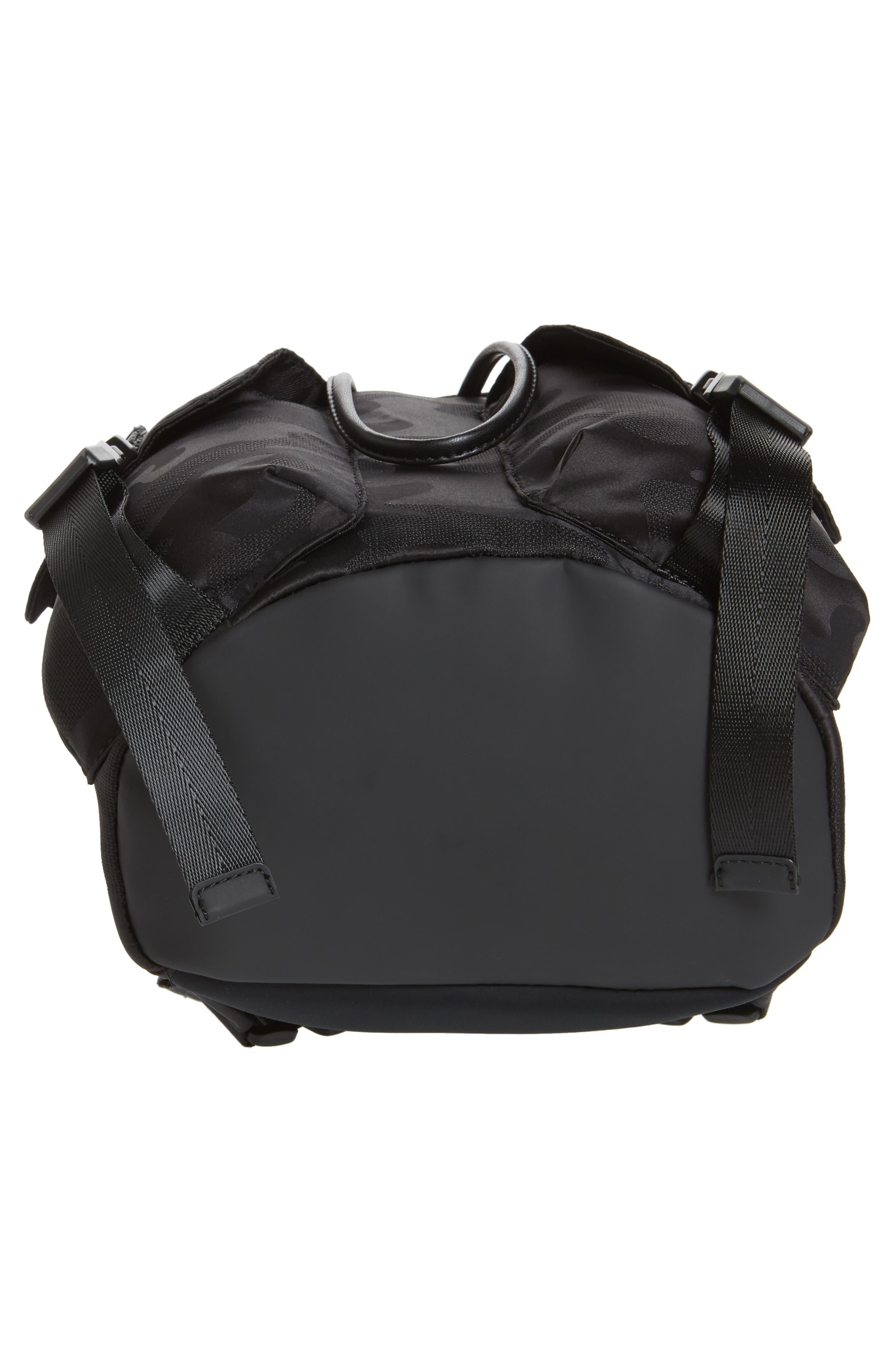 Parker Water Resistant Backpack,                             Alternate thumbnail 4, color,                             Black Camo