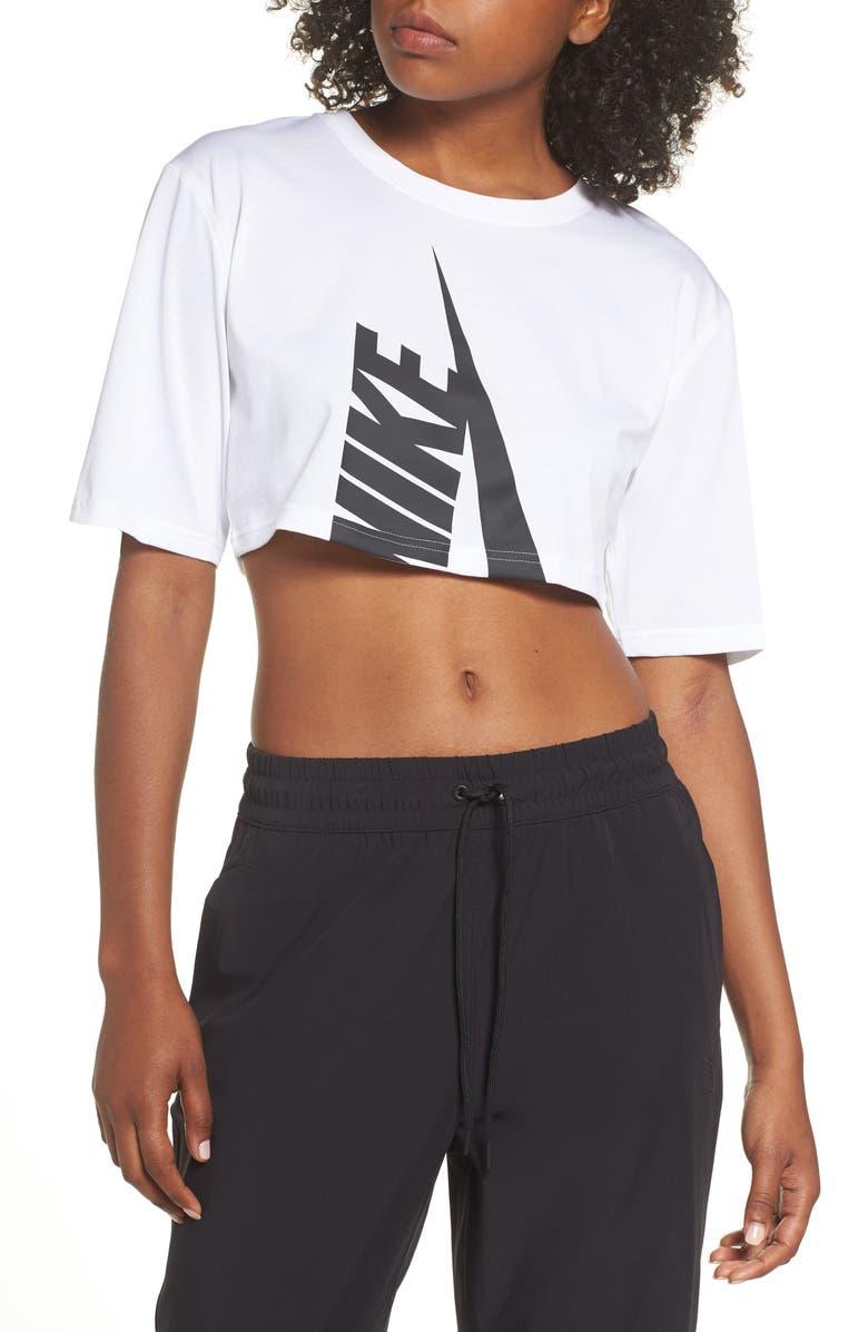 NikeLab Collection Jersey Crop Top