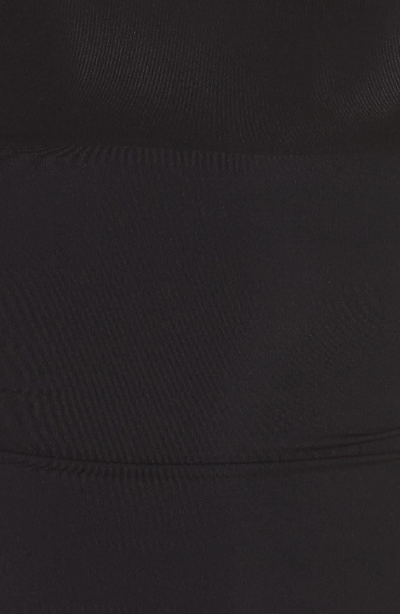 Thinstincts Tank,                             Alternate thumbnail 5, color,                             Very Black