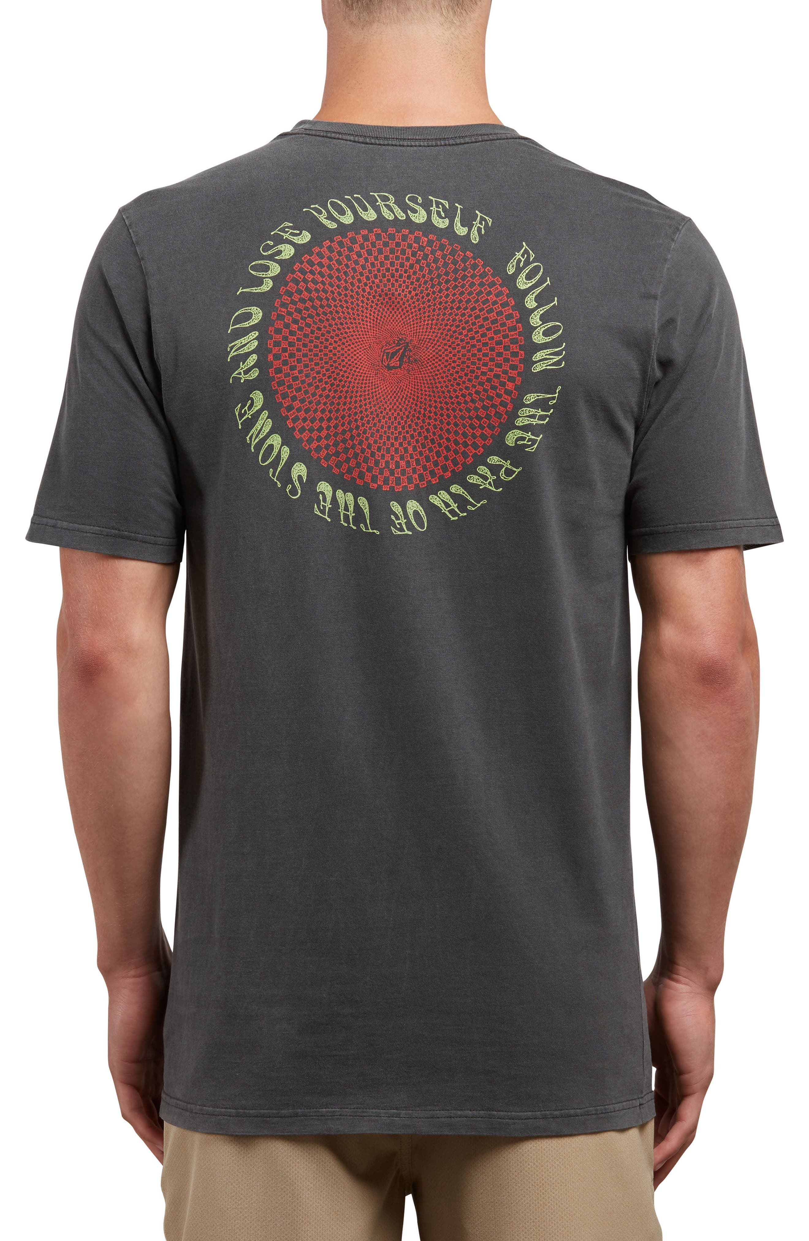 System Manic Graphic T-Shirt,                             Alternate thumbnail 2, color,                             Grey