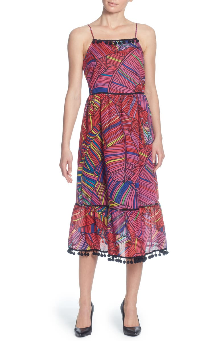 Gillie Midi Dress