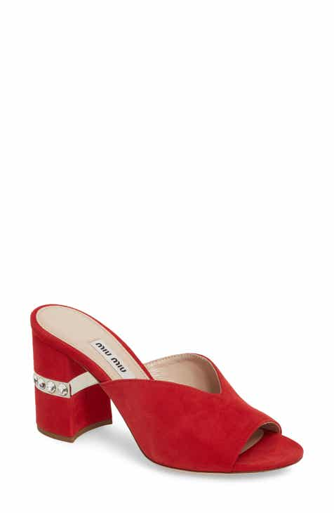 aefd3616f101 Women s Red Designer Shoes