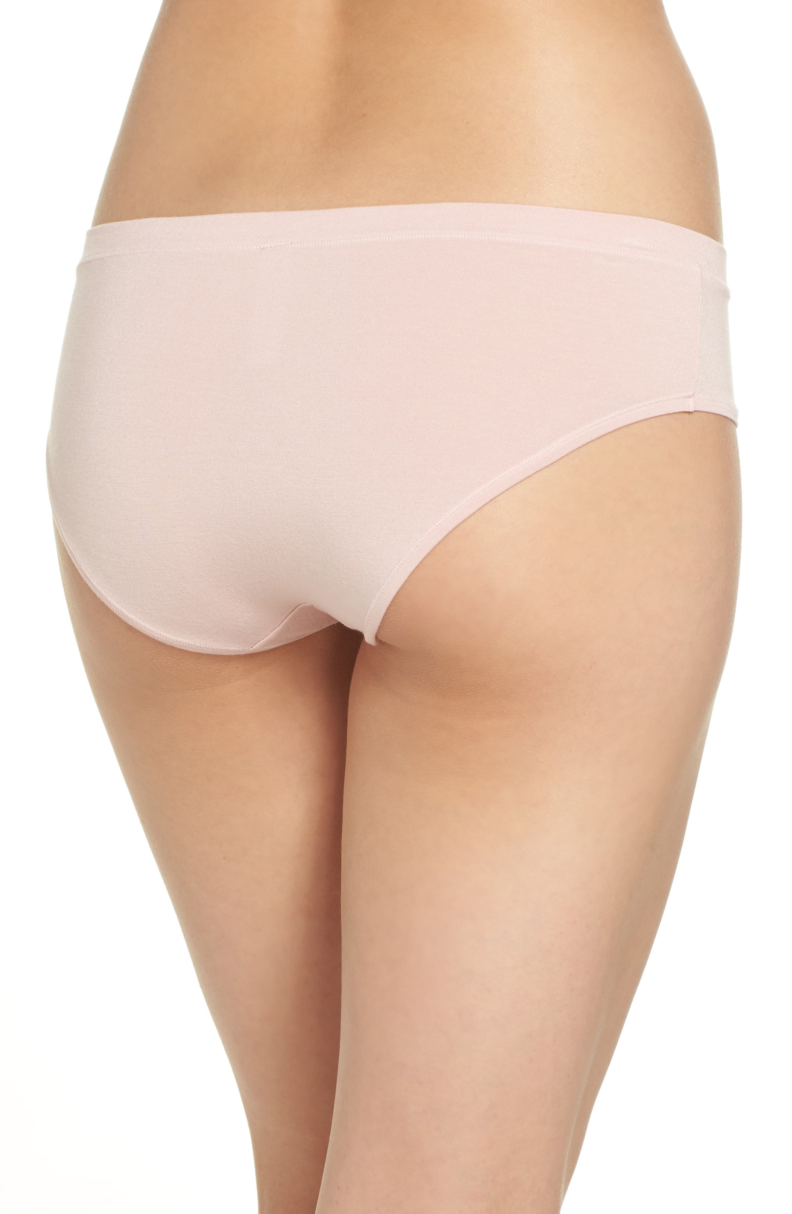 Hipster Briefs,                             Alternate thumbnail 2, color,                             Pink Silver