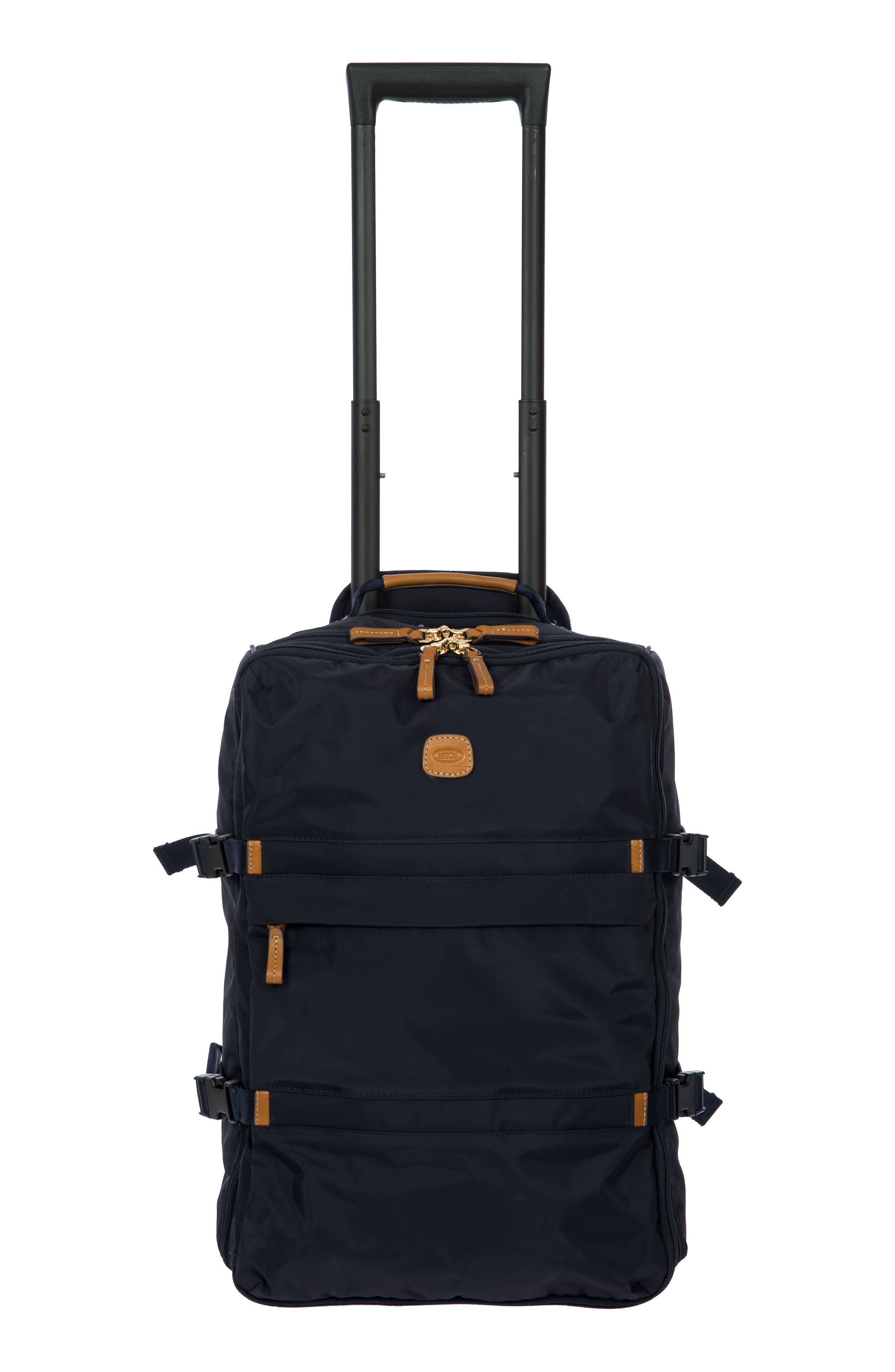 Montagna Wheeled Carry-On,                         Main,                         color, Navy