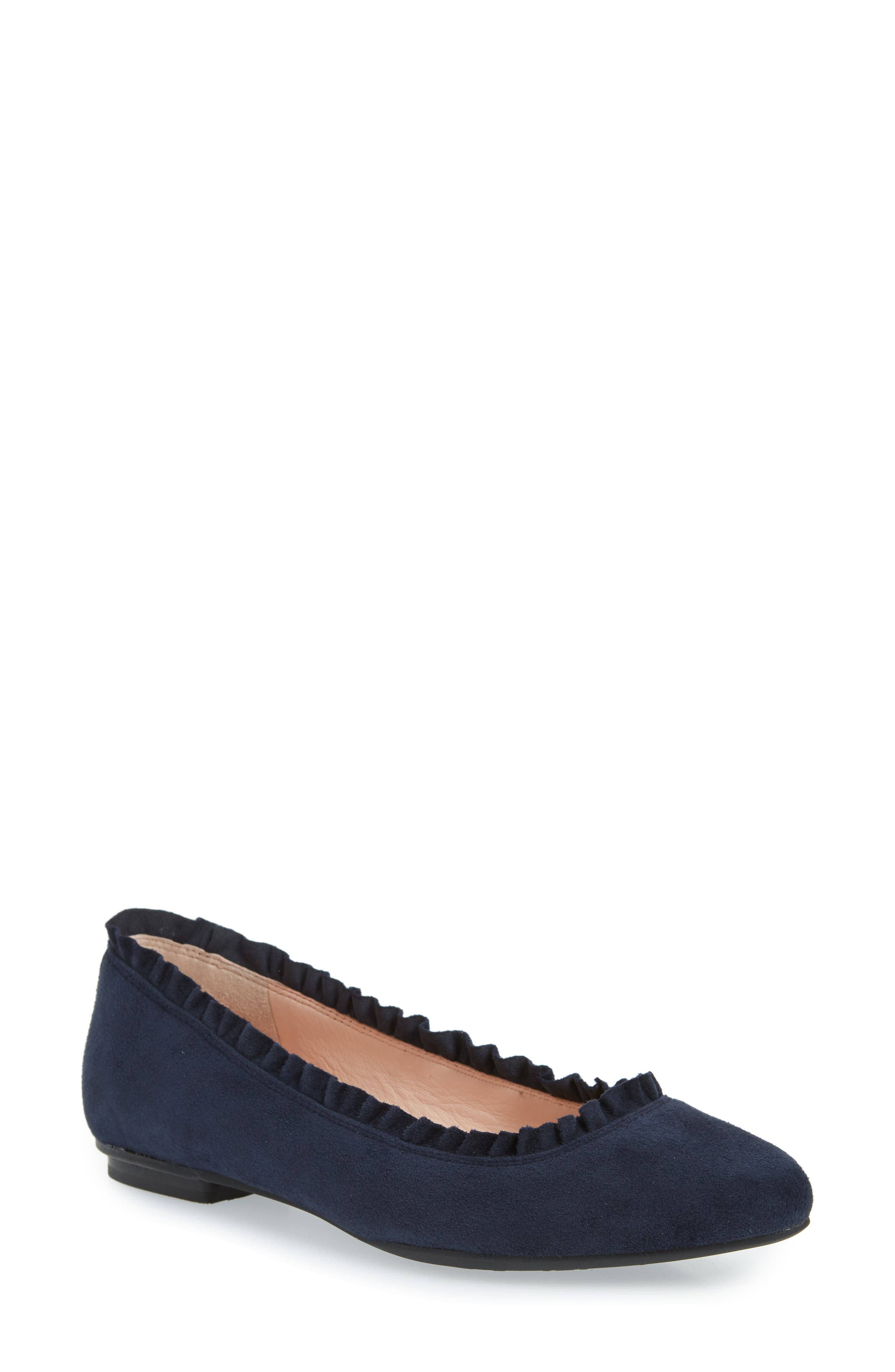 nicole flat,                         Main,                         color, Navy