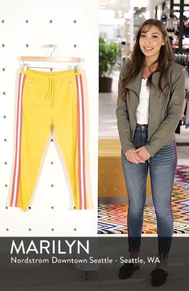Jolie Crop Pants,                             Alternate thumbnail 8, color,