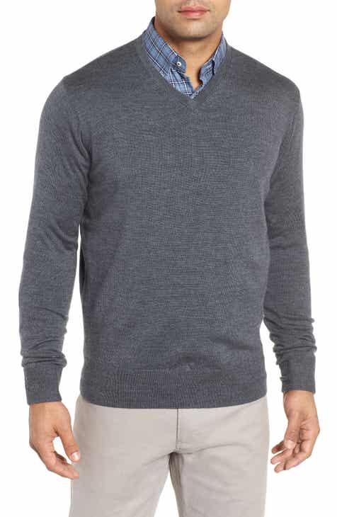 971029e12 Men s Peter Millar Sweaters