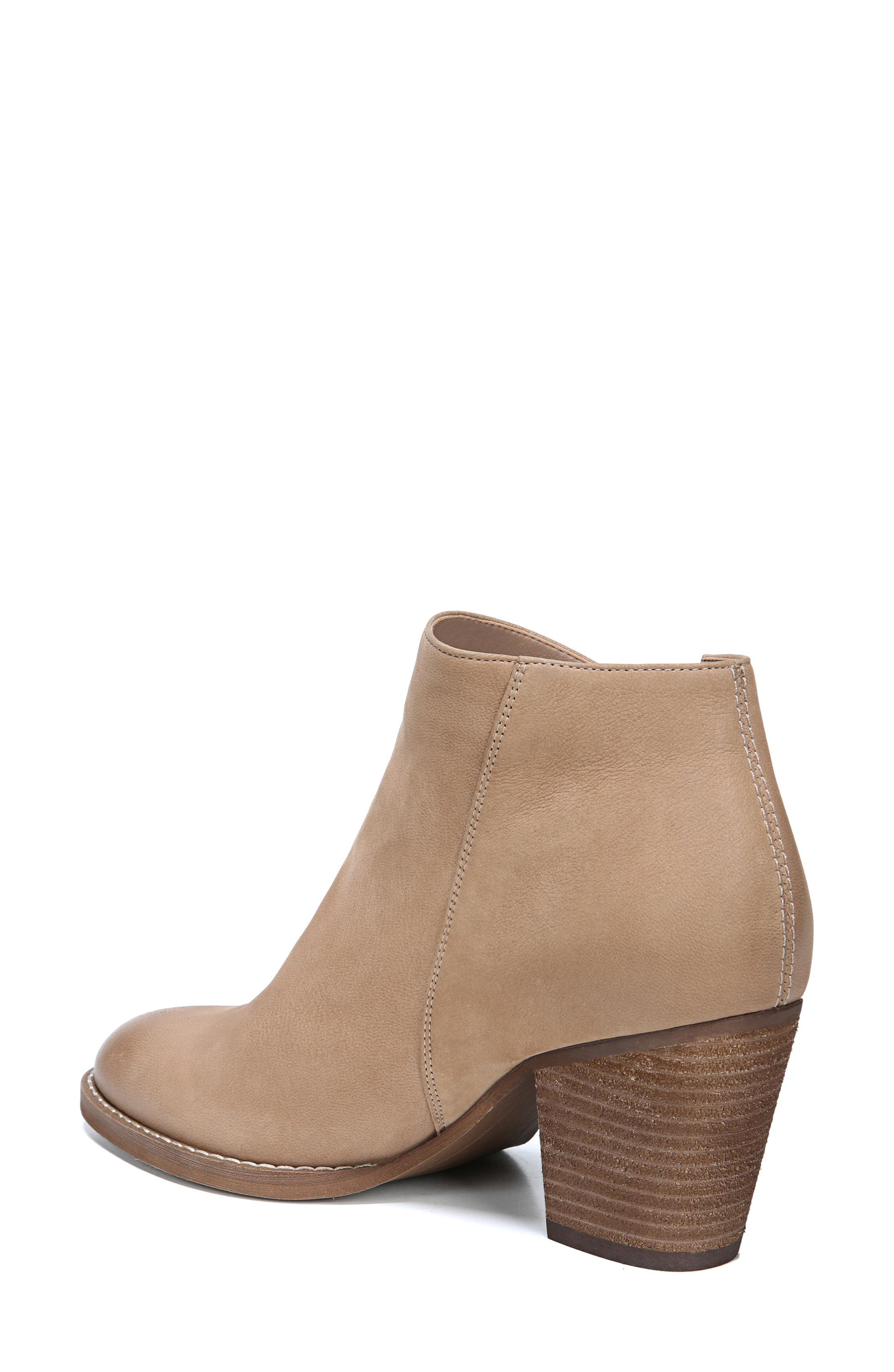 Macon Bootie,                             Alternate thumbnail 2, color,                             Golden Caramel Nubuck Leather