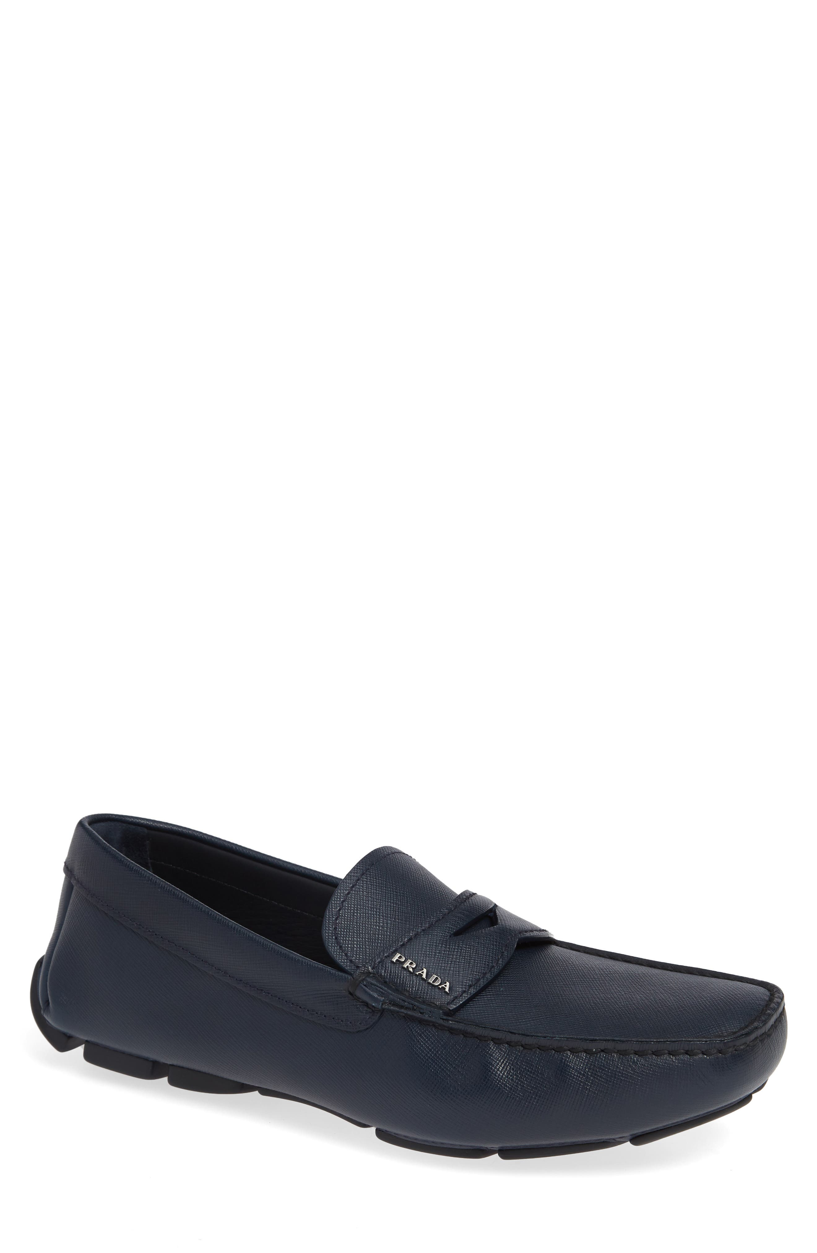 Driving Shoe,                             Main thumbnail 1, color,                             Baltico Blue