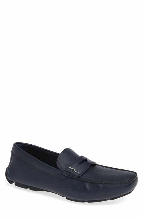 0be0503321296 Men s Prada Loafers   Slip-Ons