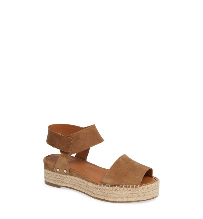 platform shoe, brown platform shoe