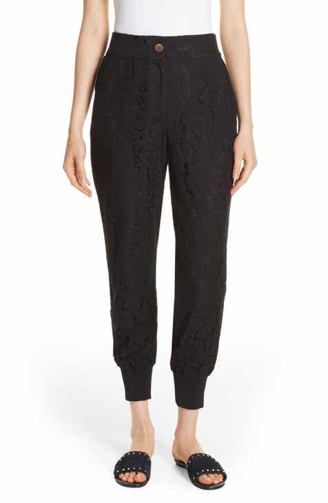 Ted Baker London Cylar Lace Detail Formal Jogger Pants by TED BAKER LONDON