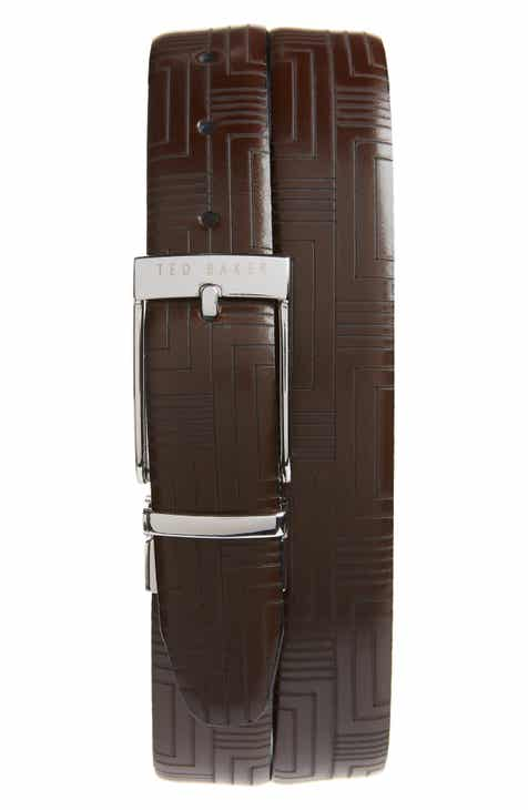0138791efc875 Ted Baker London Reversible Leather Belt