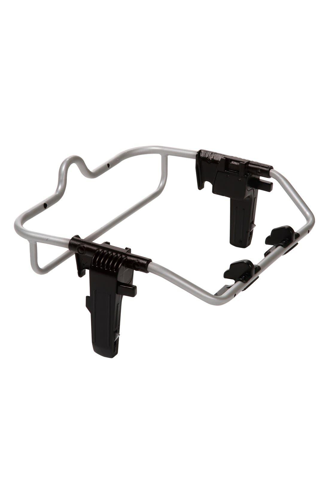 'Moodd' Multi Model Car Seat Adapter,                             Main thumbnail 1, color,                             Black