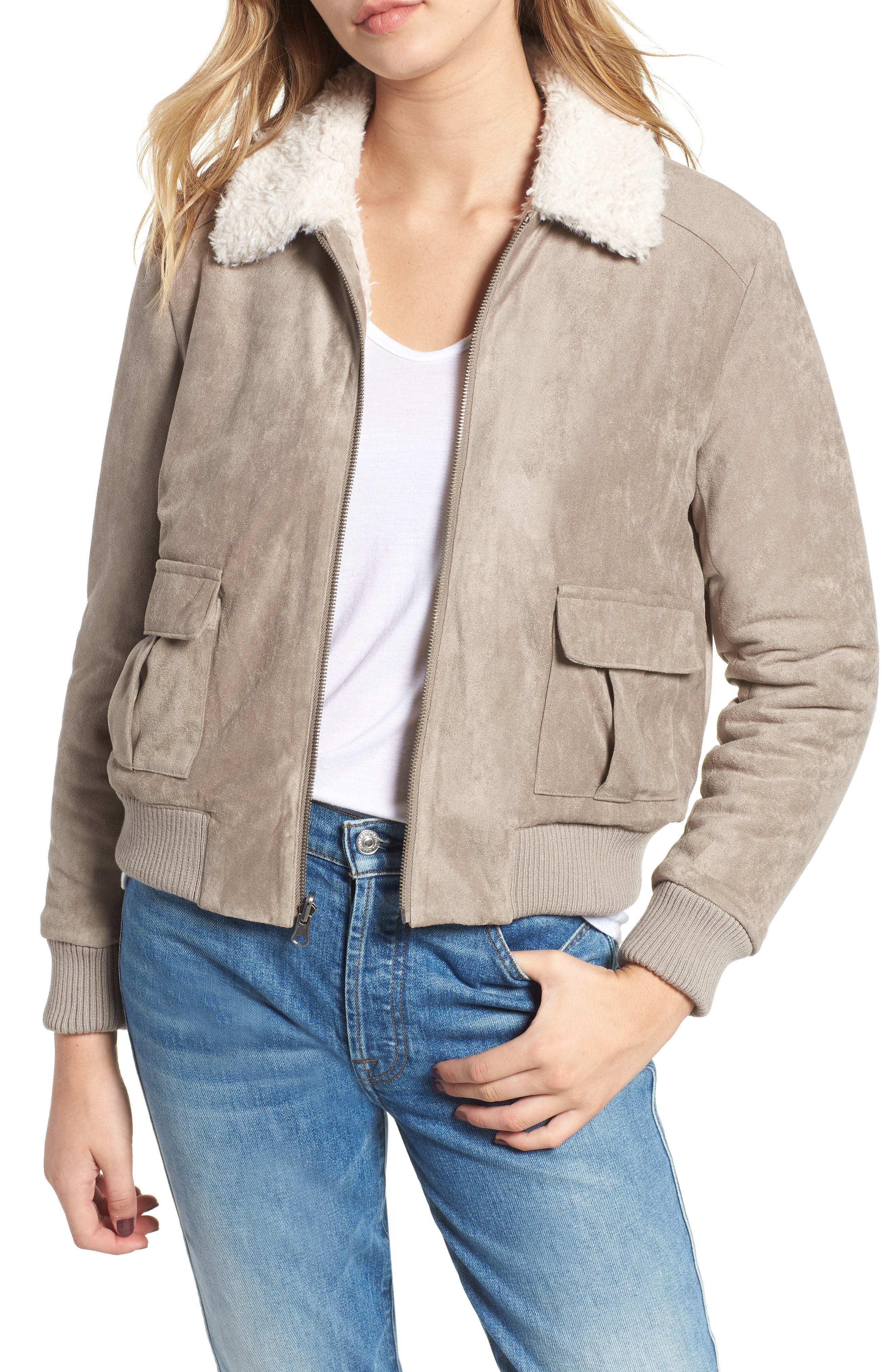CUPCAKES AND CASHMERE IRA REVERSIBLE JACKET