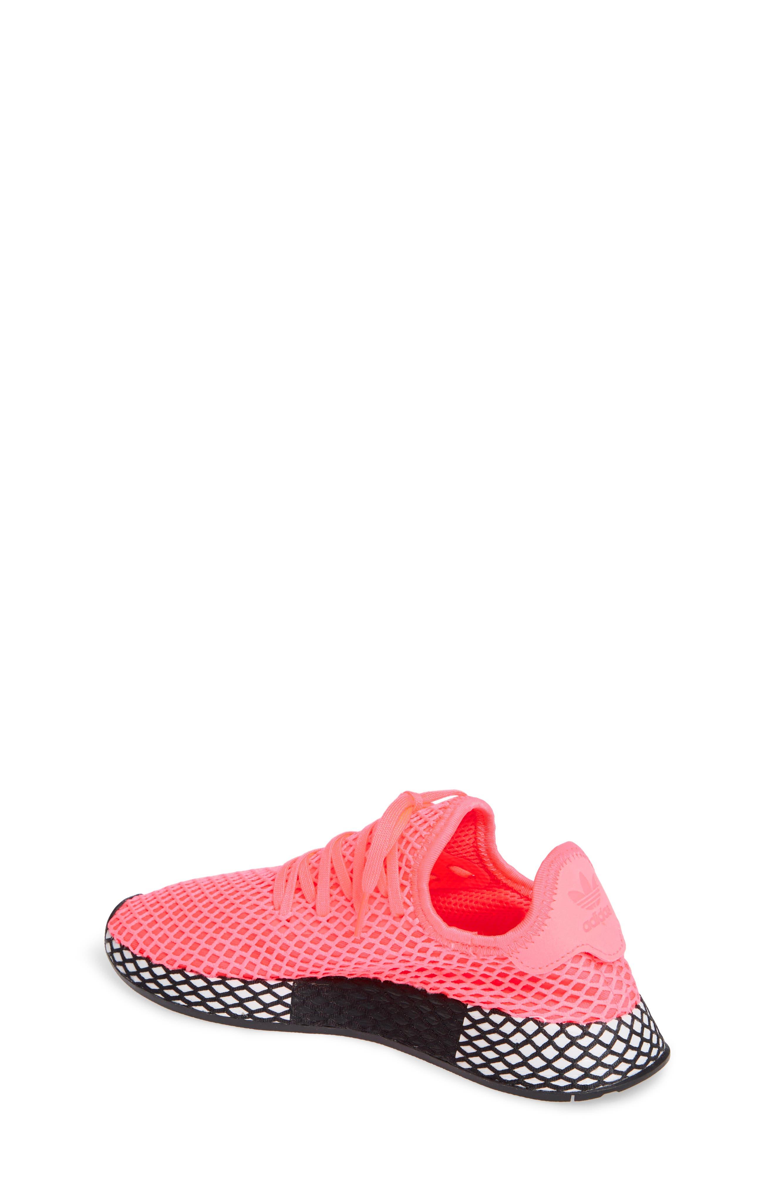 Deerupt Runner Sneaker,                             Alternate thumbnail 2, color,                             Turbo/ Turbo/ Black