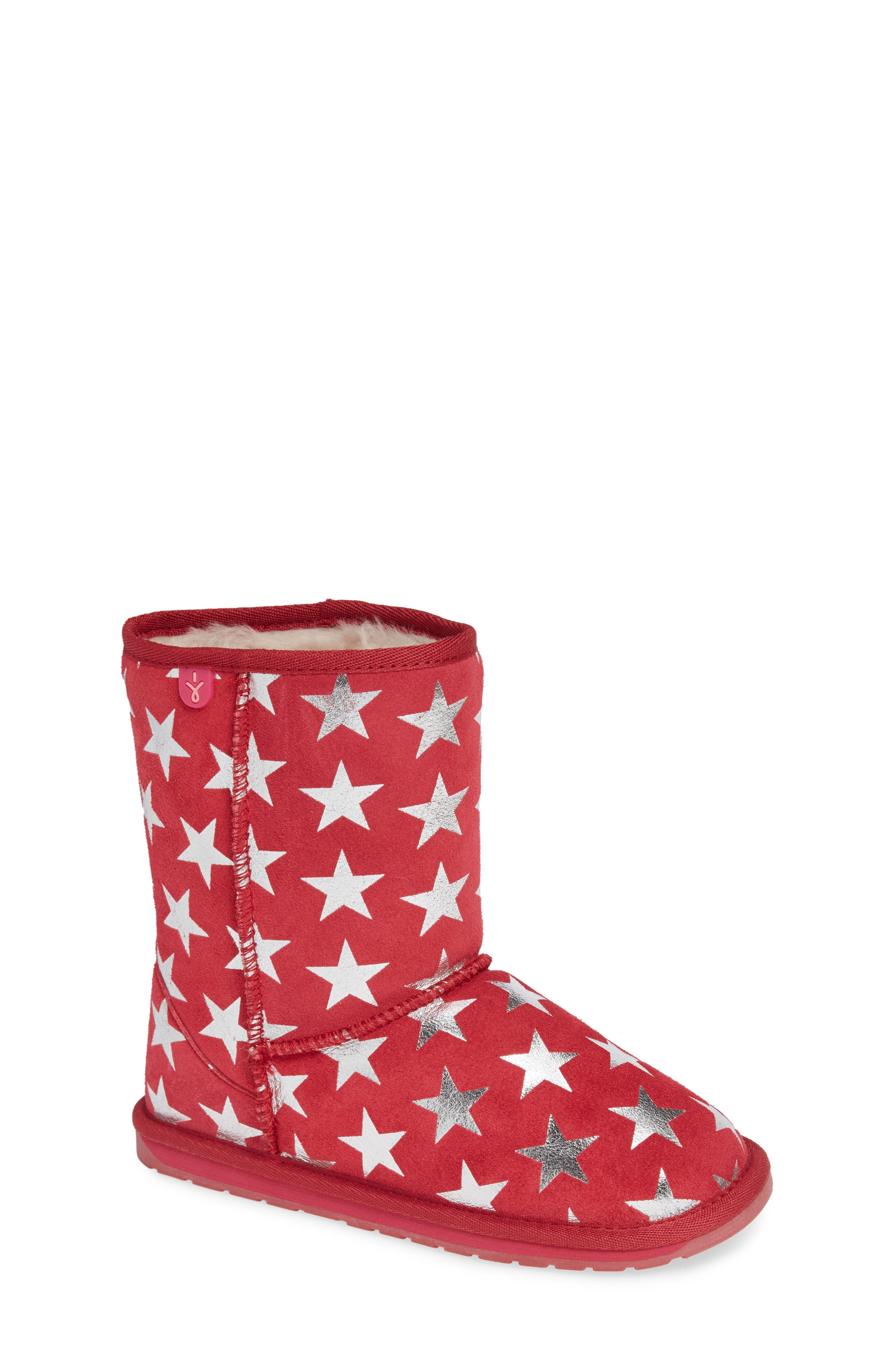 EMUAustralia Starry Night Boot,                         Main,                         color, Fuchsia