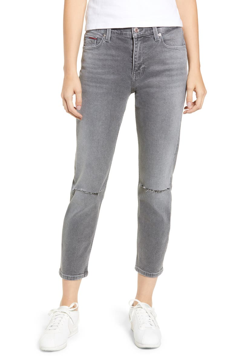 Izzy High Rise Slim Jeans