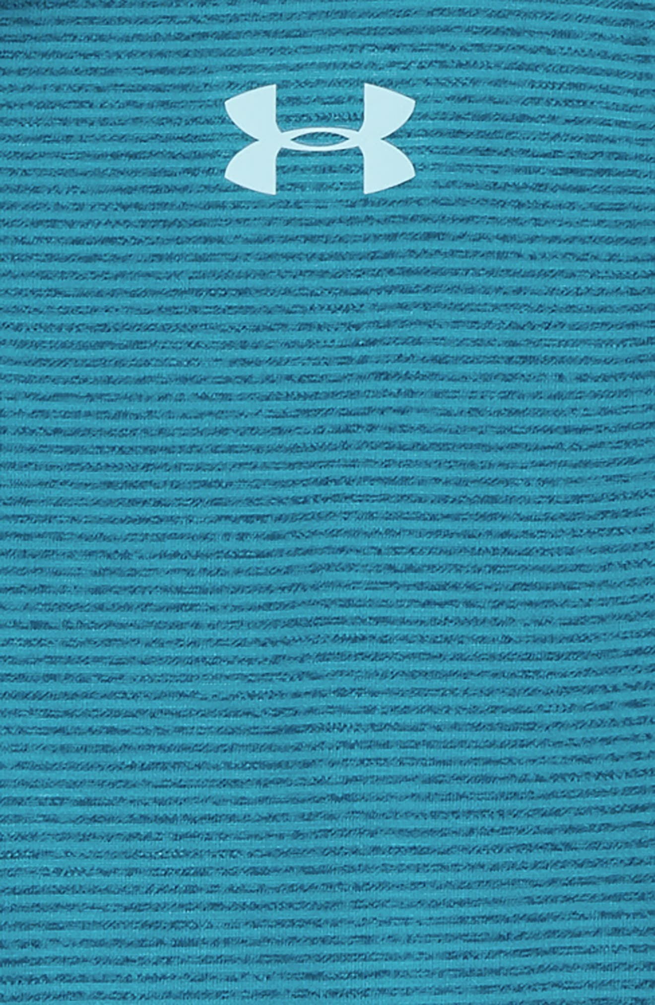 Threadborne Polo,                             Alternate thumbnail 2, color,                             Techno Teal/ Venetian Blue