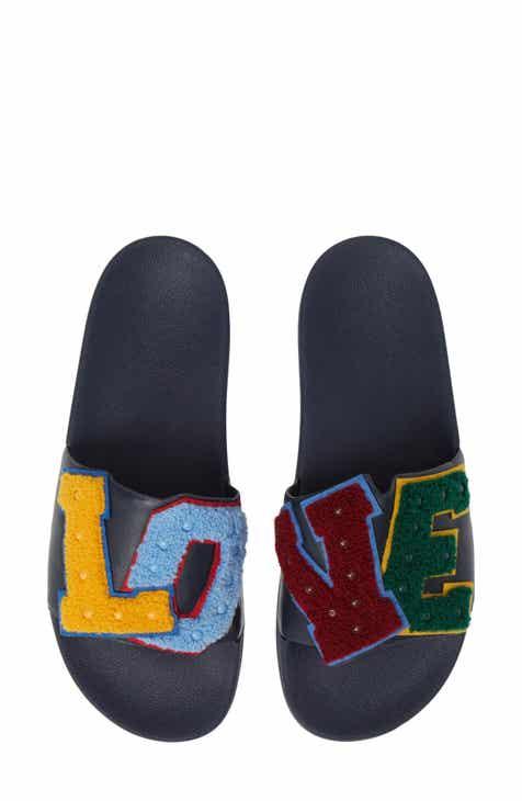 870e36a9a5796 ... Tory Sport Studded Love Slide Sandal (Women) reasonably priced a23b2  d8159  TORY SPORT RUFFLE SNEAKER ...