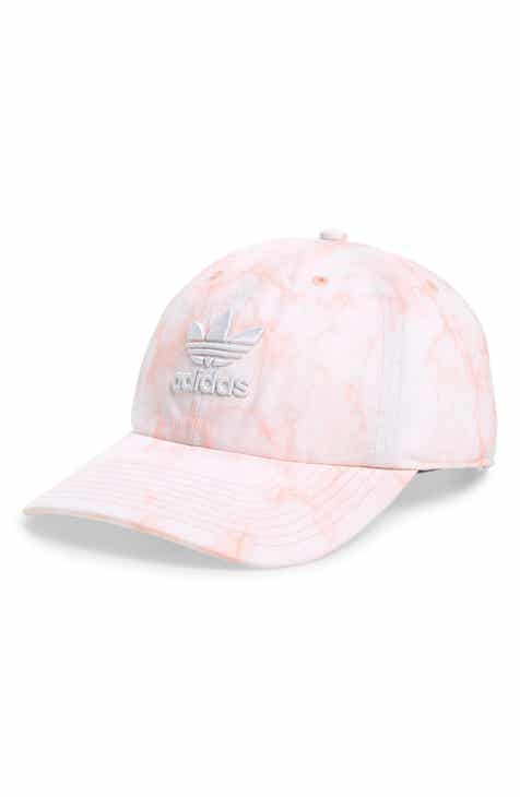 69979e12a adidas Originals Relaxed Tie Dye Baseball Hat
