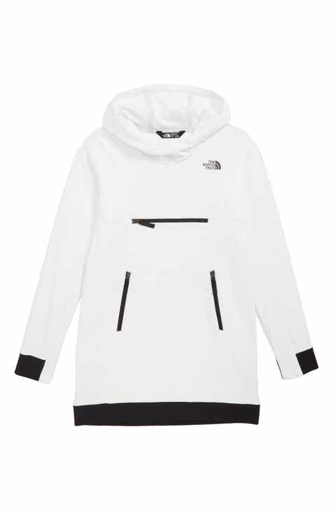 f88e963bd60c The North Face Tekno Pullover Hoodie (Big Girls)