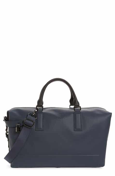 1f29759d9d37 Ted Baker London Potts Leather Duffel Bag