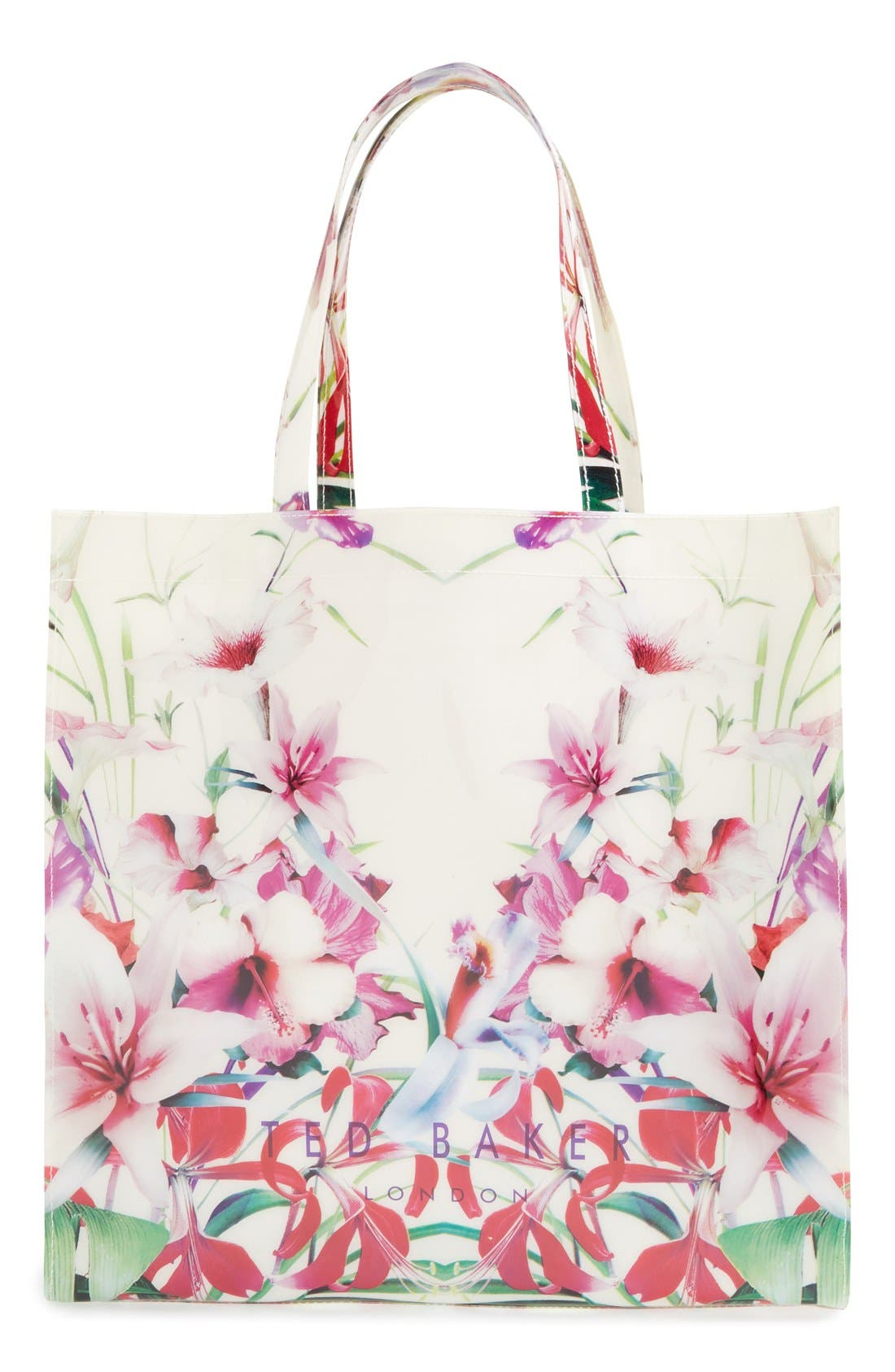 Alternate Image 3  - Ted Baker London 'Mirrored Tropics Icon' Tote