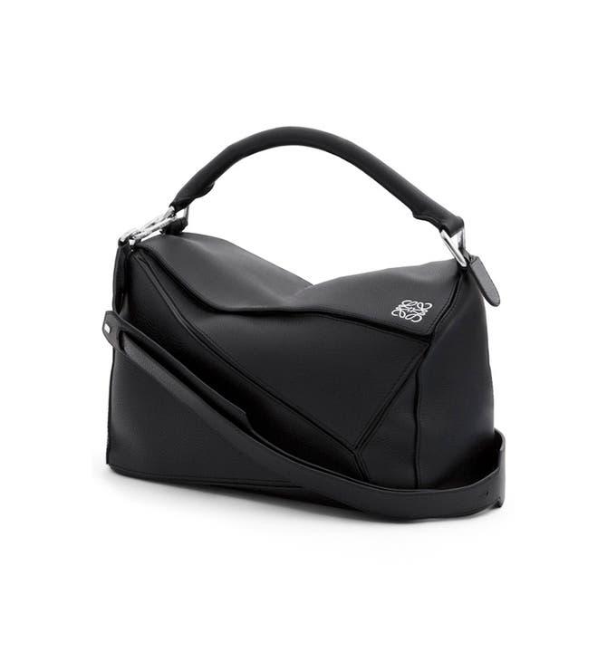 Main Image Loewe Puzzle Leather Bag