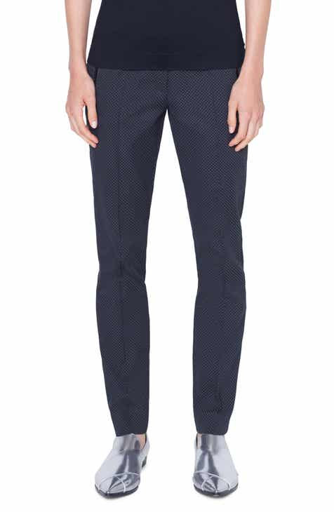 Akris punto Fabia Diamond Jacquard Pants by AKRIS PUNTO