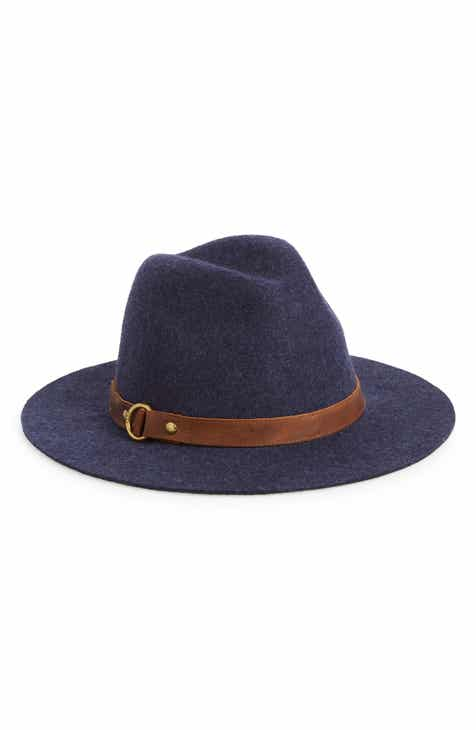 695a9002874 Frye Harness Wool Felt Panama Hat