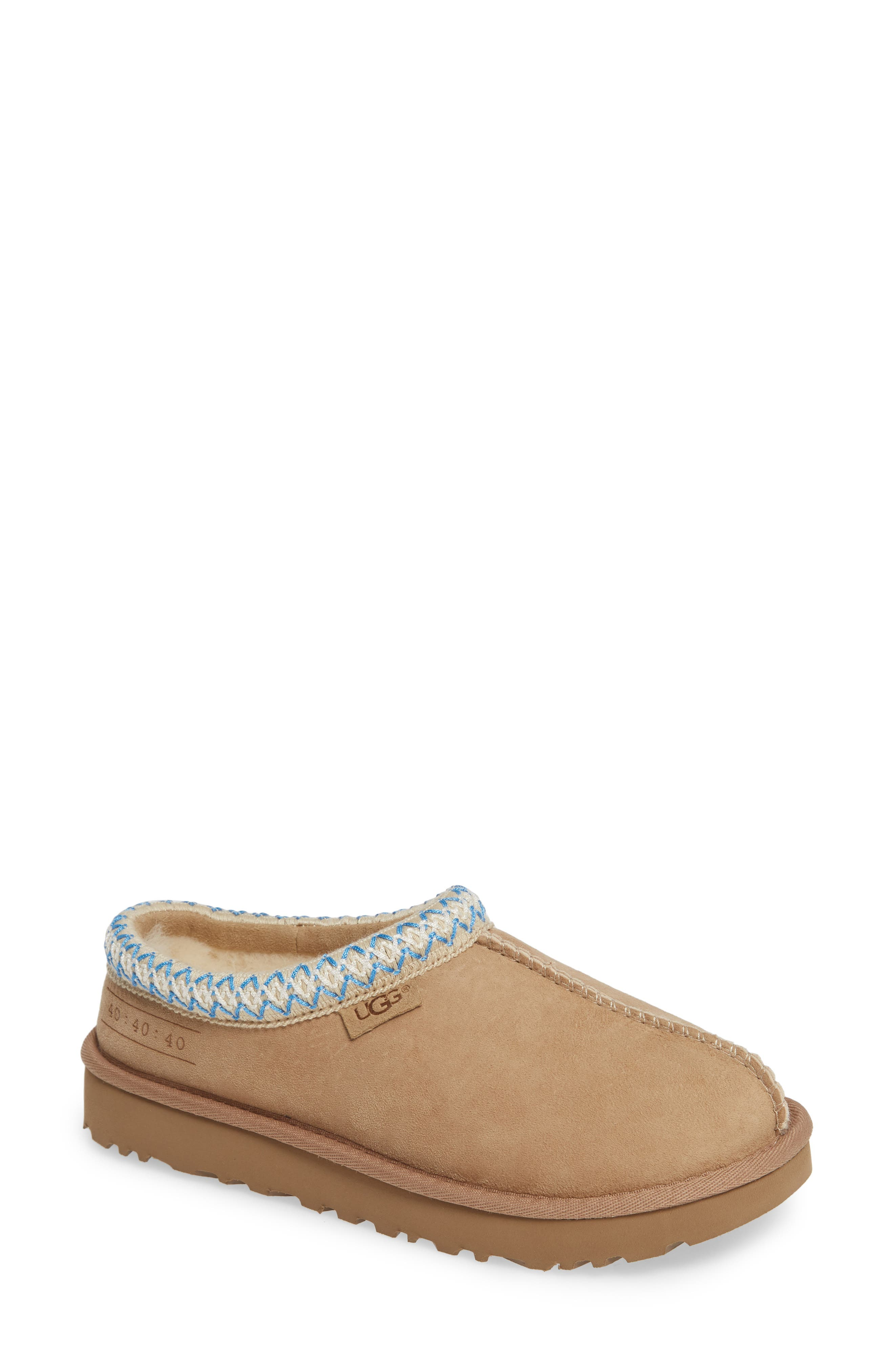 UGG® Tasman 40:40:40 Anniversary Indoor/Outdoor Slipper (Women) (Limited Edition)