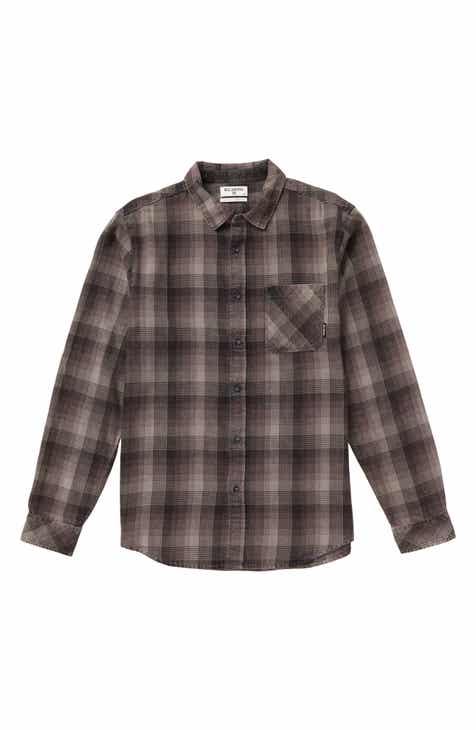 26ac657a2368 Billabong Freemont Flannel Shirt (Toddler Boys