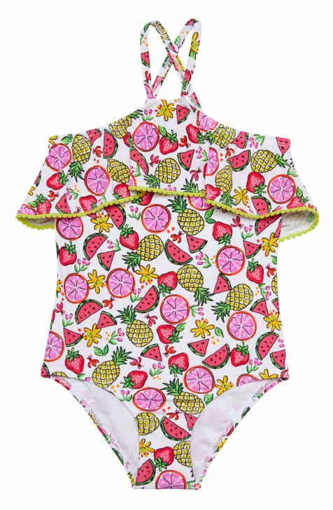 c3e3346ee2b3c Hula Star Fruity Floral One-Piece Swimsuit (Toddler Girls   Little Girls).   38.00. Product Image