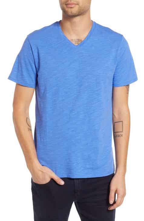 7605d31d51f The Rail Slub Cotton V-Neck T-Shirt (2 for  30)