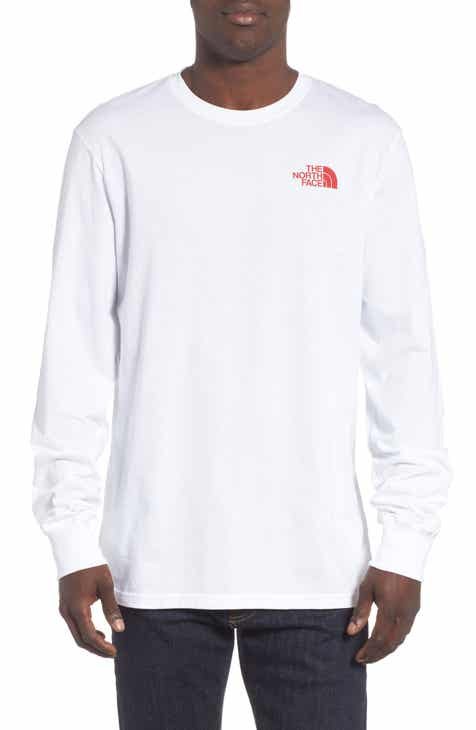 f6b6989c23f3 The North Face Red Box Long Sleeve T-Shirt